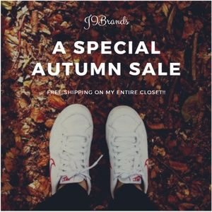 Hurry In for our Fall Sale!!